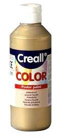 Posterfarbe Gold Creall Color
